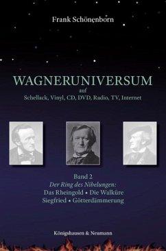 Wagneruniversum auf Schellack, Vinyl, CD, DVD, ...