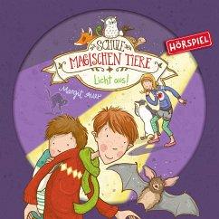 Licht aus! / Die Schule der magischen Tiere Bd.3 (MP3-Download) - Gedigk, Arne; Auer, Margit