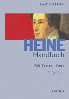 Heine-Handbuch (eBook, PDF) - Höhn, Gerhard
