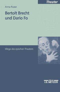Bertolt Brecht und Dario Fo (eBook, PDF) - Russo, Anna
