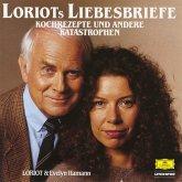 Loriots Liebesbriefe, Kochrezepte und andere Katastrophen (MP3-Download)