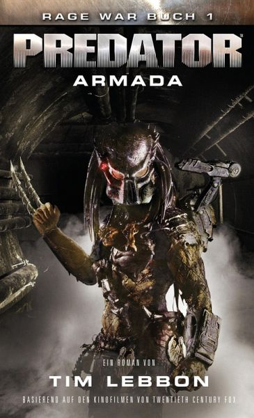 PREDATOR: ARMADA (eBook, ePUB) - Lebbon, Tim