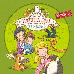 Voller Löcher! / Die Schule der magischen Tiere Bd.2 (MP3-Download) - Auer, Margit; Gedigk, Arne