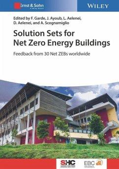 Solution Sets for Net Zero Energy Buildings (eBook, ePUB)