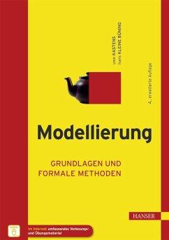 Modellierung (eBook, PDF) - Kastens, Uwe; Kleine Büning, Hans