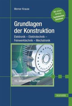 Grundlagen der Konstruktion (eBook, PDF) - Krause, Werner