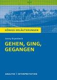 Gehen, ging, gegangen. Königs Erläuterungen. (eBook, ePUB)