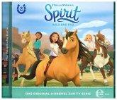 Spirit, wild und frei - Die rätselhafte Karte, 1 Audio-CD