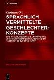 Sprachlich vermittelte Geschlechterkonzepte (eBook, ePUB)