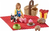 Schleich 42426 - Farm World, Geburtstagspicknick, Picknick