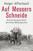 Auf Messers Schneide (eBook, ePUB)