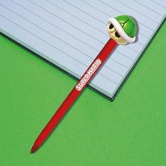 Super Mario grüner Panzer Stift