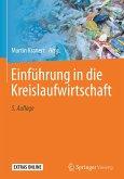 Einführung in die Kreislaufwirtschaft (eBook, PDF)