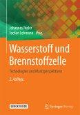 Wasserstoff und Brennstoffzelle (eBook, PDF)