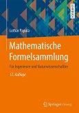 Mathematische Formelsammlung (eBook, PDF)