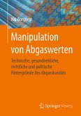 Manipulation von Abgaswerten (eBook, PDF)