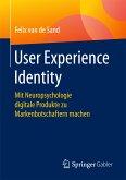 User Experience Identity (eBook, PDF)