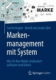 Markenmanagement mit System (eBook, PDF)