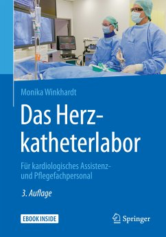 Das Herzkatheterlabor (eBook, PDF) - Winkhardt, Monika