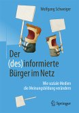 Der (des)informierte Bürger im Netz (eBook, PDF)