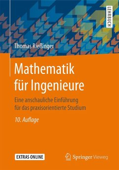 Mathematik für Ingenieure (eBook, PDF) - Rießinger, Thomas
