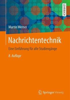 Nachrichtentechnik (eBook, PDF) - Werner, Martin