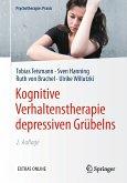Kognitive Verhaltenstherapie depressiven Grübelns (eBook, PDF)