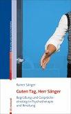 Guten Tag, Herr Sänger (eBook, ePUB)
