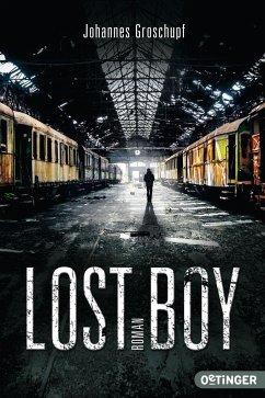 Lost Boy (Mängelexemplar) - Groschupf, Johannes
