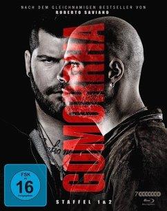 Gomorrha - Staffel 1+2 BLU-RAY Box