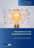 Innovationen in der Gesundheitswirtschaft (eBook, ePUB)