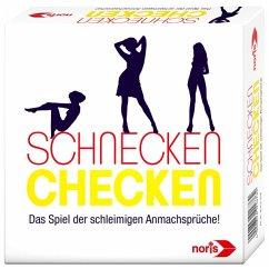 Noris 606101676 - Schnecken Checken, Gesellscha...