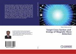 Target Cross Section and Energy of Magnetic Wave Detection