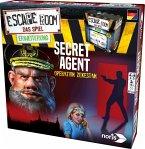 Noris 606101776 - Escape Room, Erweiterung Secret Agent, Nur mit Chrono Decoder Spielbar Strategiespiel