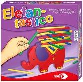 Noris 606011640 - Elefantastico, Gesellschaftsspiel, Geschicklichkeitssoiel