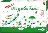 Noris 606011542 - Tabaluga, Die Große Reise, Sammel- und Merkspiel , Gesellschaftsspiel