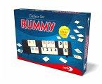 Noris 606101779 - Rummy Deluxe Set