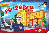 Noris 606011683 - Das Große Polizeispiel, Gesellschaftsspiel, Brettspiel