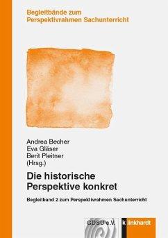 Die historische Perspektive konkret (eBook, PDF)