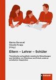 Eltern - Lehrer - Schüler (eBook, PDF)