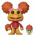 POP! TV: FraggleRock - Red with Doozer