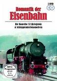 Romantik der Eisenbahn - Baureihe 52 (Kriegslok) & Schlepptenderlokomotiven