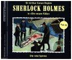 Die rote Spinne / Sherlock Holmes - Neue Fälle Bd.38 (1 Audio-CD)