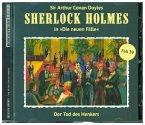 Sherlock Holmes - Der Tod des Henkers, 1 Audio-CD