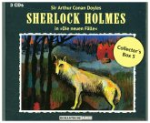 Sherlock Holmes - Neue Fälle: Collector's Box, 3 Audio-CD
