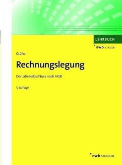 Rechnungslegung (eBook, PDF) - Gräfer, Horst