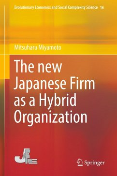 The New Japanese Firm as a Hybrid Organization