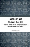 Language and Classification