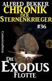 Die Exodus-Flotte - Chronik der Sternenkrieger #36 (Alfred Bekker's Chronik der Sternenkrieger, #36) (eBook, ePUB)