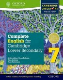 Complete English for Cambridge Lower Secondary 7 (First Edition)